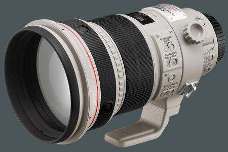 Canon EF 200mm 1:2L IS USM
