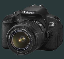 Canon EOS 650D Pic