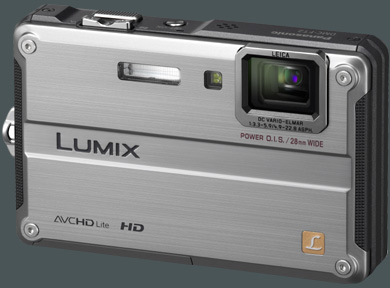 Panasonic Lumix DMC-FT2 groß