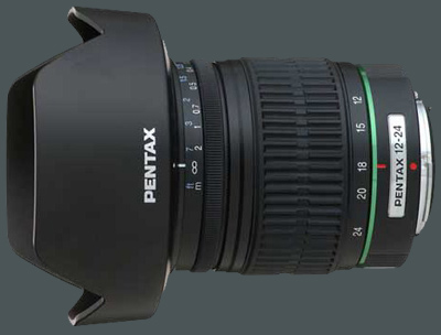 Pentax smc DA 12-24 mm / 4,0 ED AL(IF)