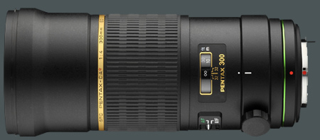 Pentax smc DA* 300 mm / 4,0 ED [IF] SDM
